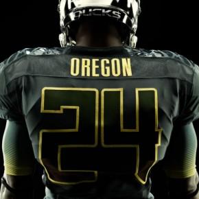 NCAA Rose Bowl: Oregon Ducks x Nike